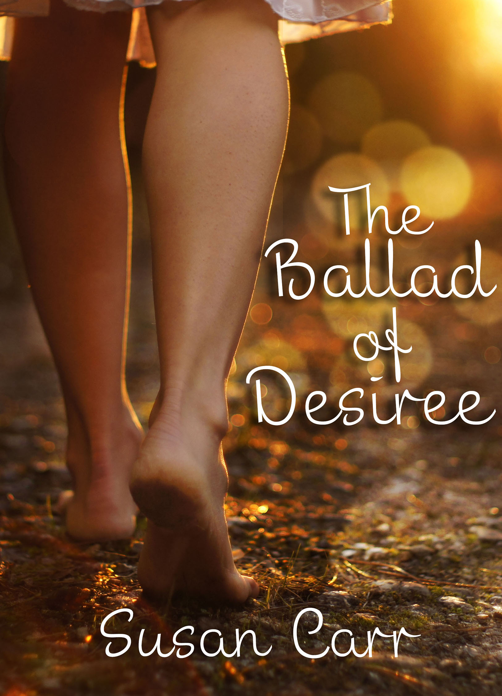 The Ballad of Desiree Cover Art